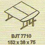 meja kantor modera bjt 7710