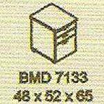 meja kantor modera bmd 7133