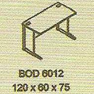 meja kantor modera bod 6012
