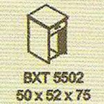 meja kantor modera bxt 5502