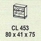 meja kantor modera cl 453