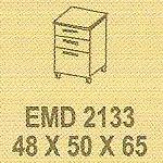 meja kantor modera emd 2133
