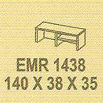 meja kantor modera emr 1438
