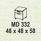 meja kantor modera md 332