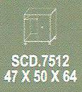 meja kantor modera scd.7512