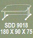 meja kantor modera sdd 9018