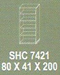 meja kantor modera shc 7421