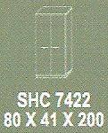 meja kantor modera shc 7422