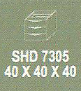 meja kantor modera shd 7305