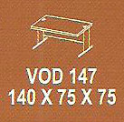 meja kantor modera vod 147