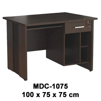 meja komputer expo mdc-1075