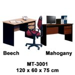 meja tulis ½ biro expo mt-3001
