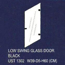 pintu kaca kecil uno classic series