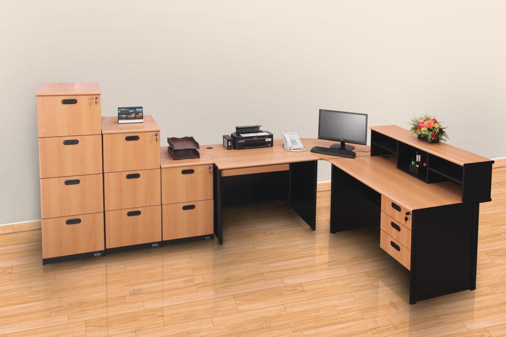 Jual Meja Kantor Uno murah