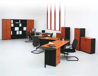 Jual Meja kantor Staff murah