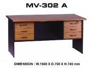 Meja Kantor VIP MV-302A