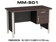 Meja Kantor VIP MM-501