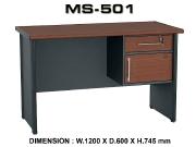 Meja Kantor VIP MS-501