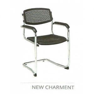 Kursi Hadap Ergotec New Charment