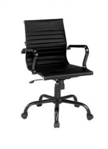Kursi Kantor Ergotec LX 807 PR Black