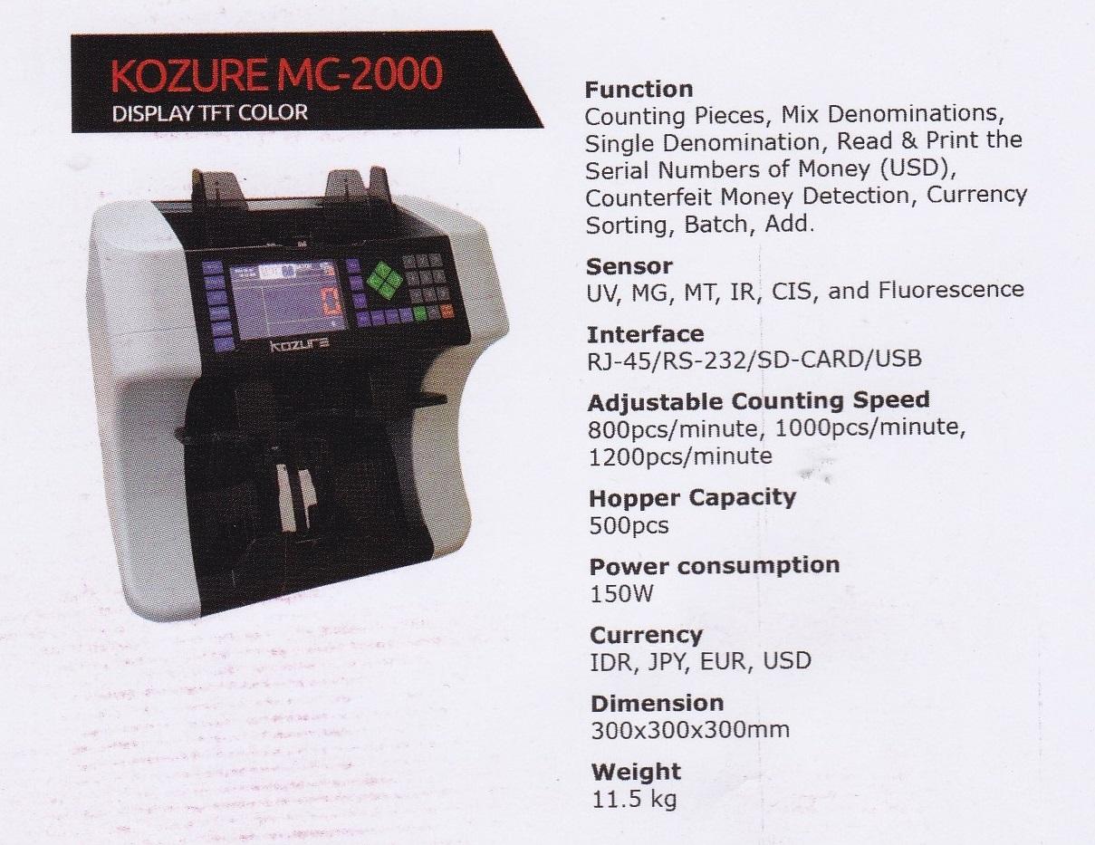 Kozure MC-2000