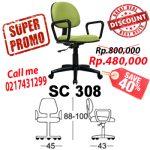 Promo kursi kantor harga murah