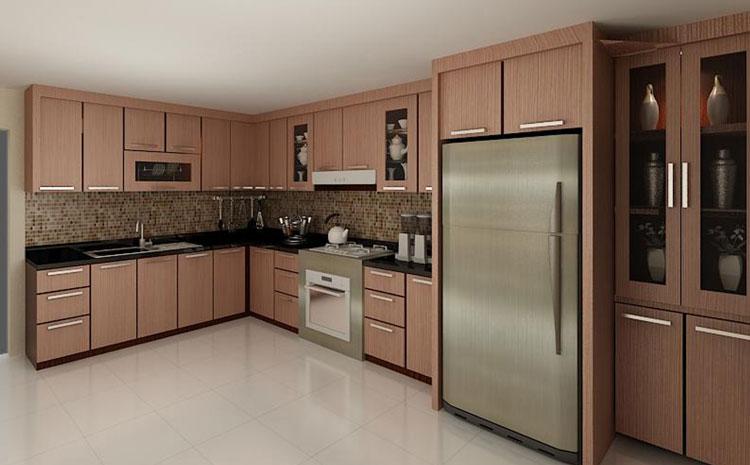 Pembuatan kitchen set murah di bintaro sektor 9