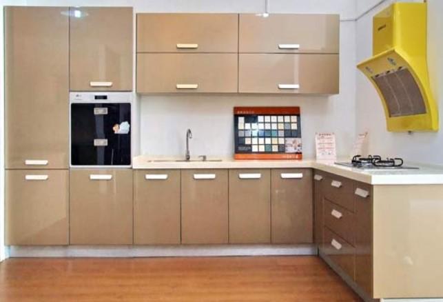 Pembuatan Kitchen Set murah di Ciputat