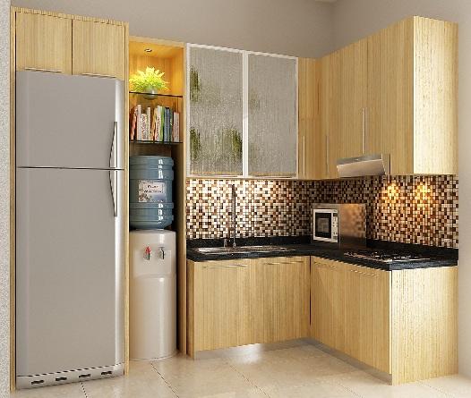 Pembuatan Kitchen Set murah di Pamulang