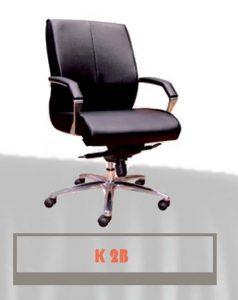 Kursi Kantor Carrera K2B TC AL
