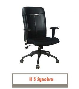 Jual Kursi Kantor Carrera K5 Synchro