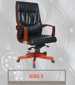 Kursi Kantor Carrera King 2 TC