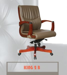 Kursi Kantor Carrera King 2B TC