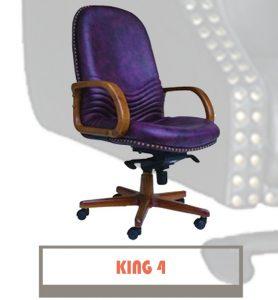 Kursi Kantor Carrera King 4 CPT