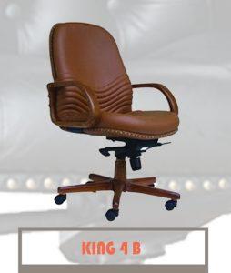 Kursi Kantor Carrera King 4B CPT