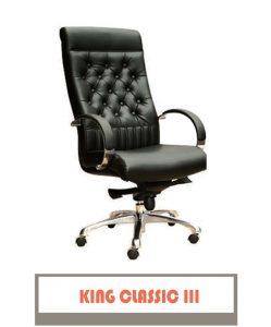Kursi Kantor Carrera King Classic III CPT