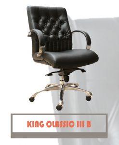 Kursi Kantor Carrera King Classic IIIB CPT