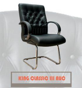 Kursi Kantor Carrera King Klassic IIIB AUC