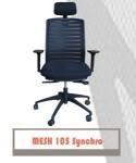 Kursi Kantor Carrera Mesh 105 Synchro