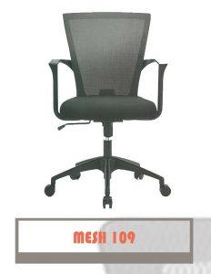 Kursi kantor Carrera Mesh 109
