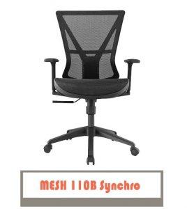 Kursi Kantor Carrera Mesh 110B Synchro