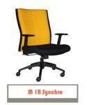 Kursi Kantor Carrera M1 B Synchro