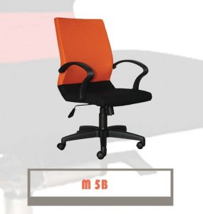 Kursi Kantor Carrera M5 B TC