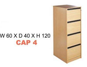 Filling Cabinet Carrera Cap 4