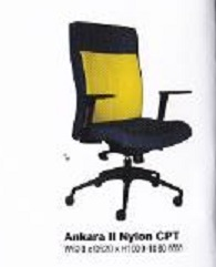 Kursi Kantor Yesnice Ankara II Nylon CPT