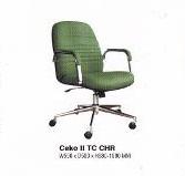 Kursi Kantor Yesnice Ceko II TC CHR