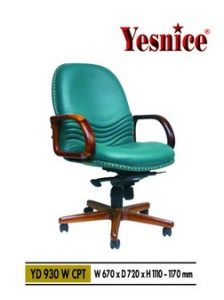 Kursi Kantor Yesnise YD 930 W CPT