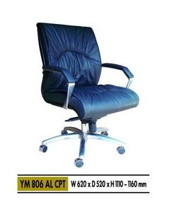 Kursi Kantor Yesnice YM 806 AL CPT