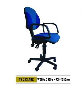 Kursi Kantor Yesnice YS 222 ABC