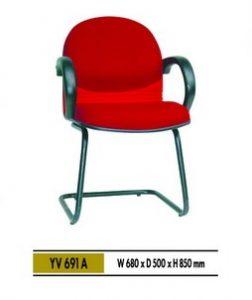Kursi Kantor Yesnice YV 691 A